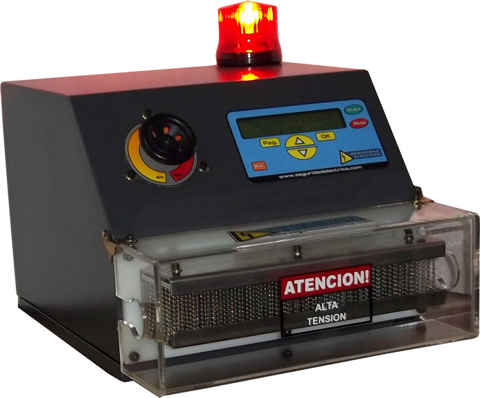 SPARK TEST (Dielectric Testing with the Spark Test) + IEC 62230).